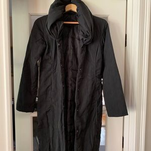 Via Spiga down coat